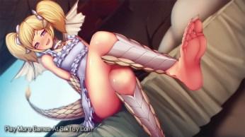 Dragon Date hentai anime game
