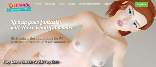 Girlvania Summer Lust sex game_7