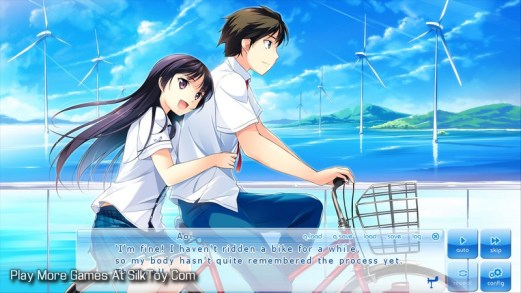 If My Heart Had Wings anime sex school game_9