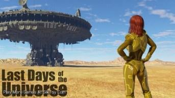 Last Days Of The Universe 3D PORN_2