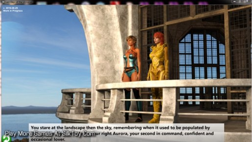Last Days Of The Universe 3D PORN_7
