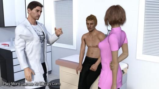 Med school 3D porn game play_5-min