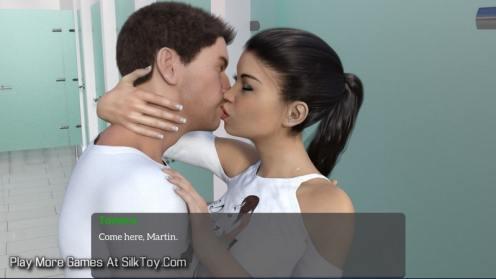Med school 3D porn game play_9-min