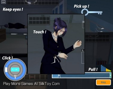 Milf Next Door Anime Big tits Milf Game_3