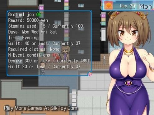 Netorare Imouto Misaki anime student porn game_7