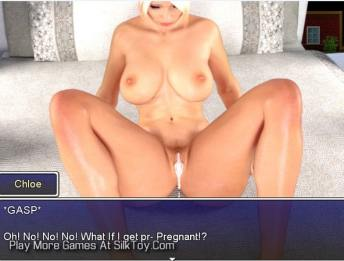 Officer Chloe Operation Infiltration sex game_7-min