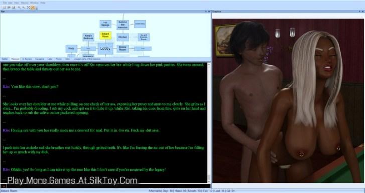 Pervert Action Legacy 3D Sex Fantasy