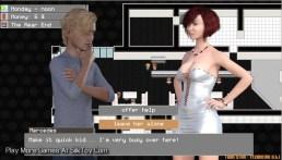 Twin Star 3D Sex House