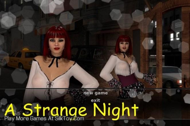 A Strange Night 3D City Of sex_11