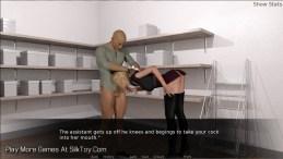 Dreaming of Dana 3d porn game_8