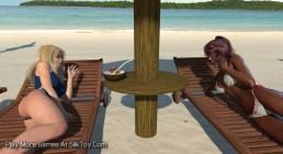 Envying Celina 3d hard porn game_6