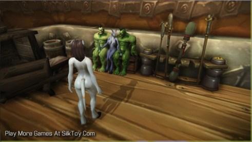 Tails of Azeroth XXXmas Game Porn_3