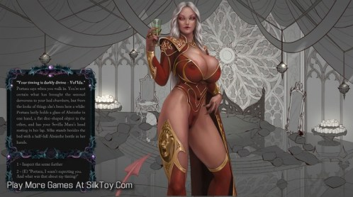 The Eternal Feast 3d witches porn game_3