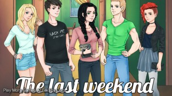 The Last Weekend animated school students sex game_3