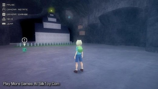 What if Adventure Time was a 3D Anime Game_6