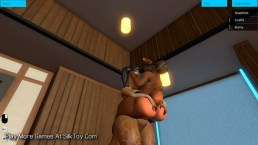 Yiffalicious 3d monster sex game_8
