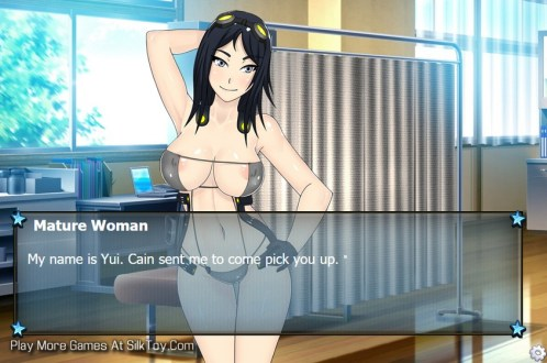 ARIA The Rookie Hentai Big Tits Anime Moms Game_8