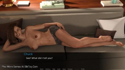 Bad Luck Chuck 3d Big Dick Sex_5