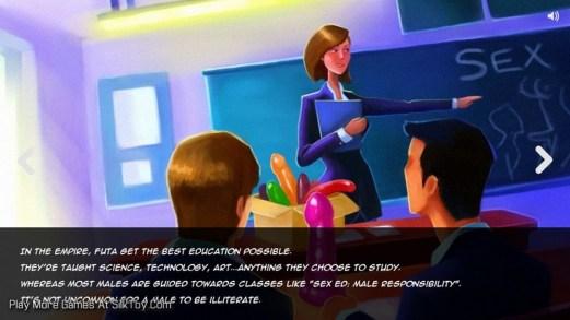 Binding Sim Animated Milf Planet X Game_15