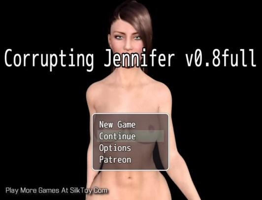 Corrupting Jennifer 3D Collage Girl sex_19