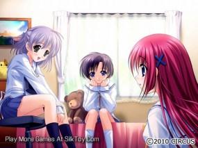 Da Capo Kotori Love Ex Porn anime game_8