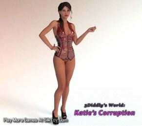 Katies Corruption 3D Realist Sex Game_13