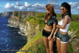 Lily In Hawaii 3d Sex Island PC Game_13