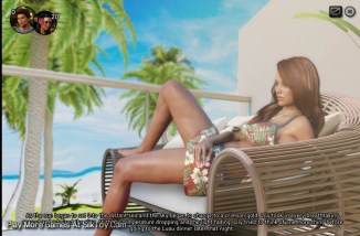 Lily In Hawaii 3d Sex Island PC Game_5