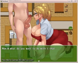 Familiar Training Hentai Porn_3