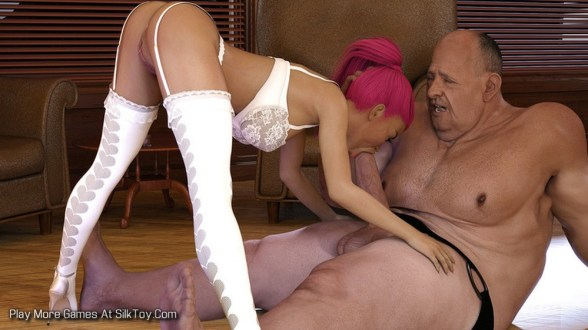 Vis Major 3d pink head porn_21