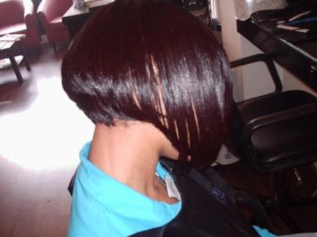 Rhiana Style Cut - After