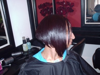 Rhiana Style - After (side view)