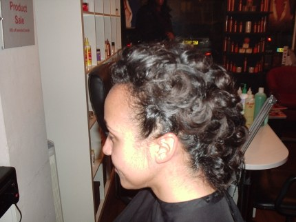 Special Occasions Hair Style