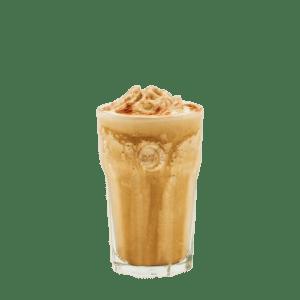 cinnamon frappe