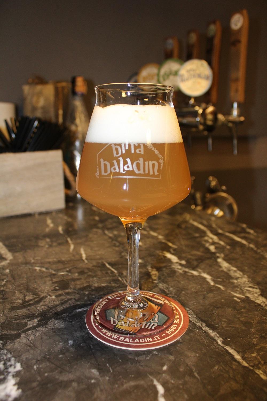 Birra artigianale del birrificio Baladin