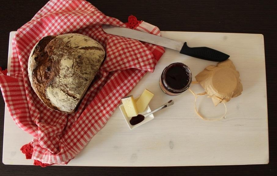 Composta di ciliegie della Lessinia e vino Amarone