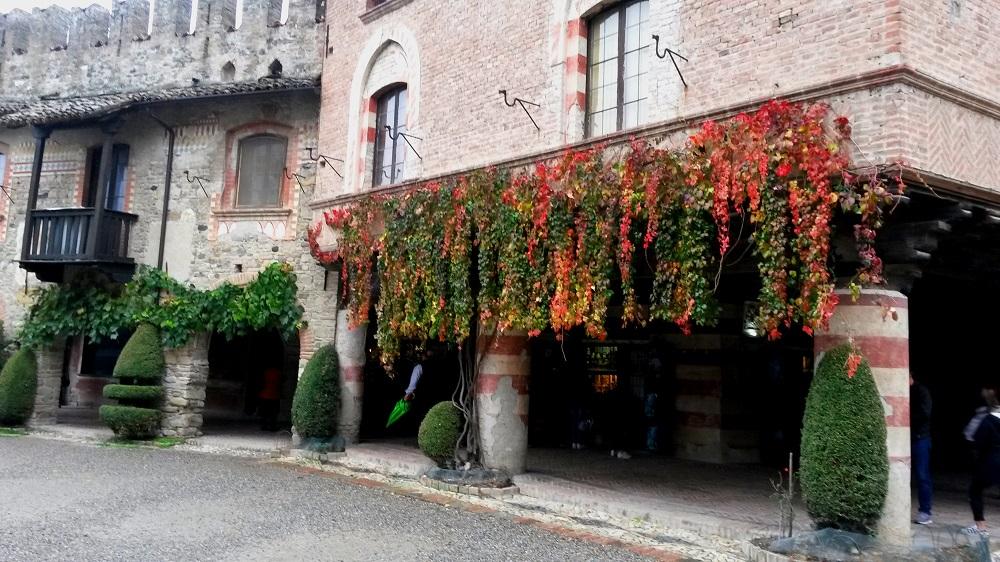 Ristorante Del Biscione a Grazzano Visconti