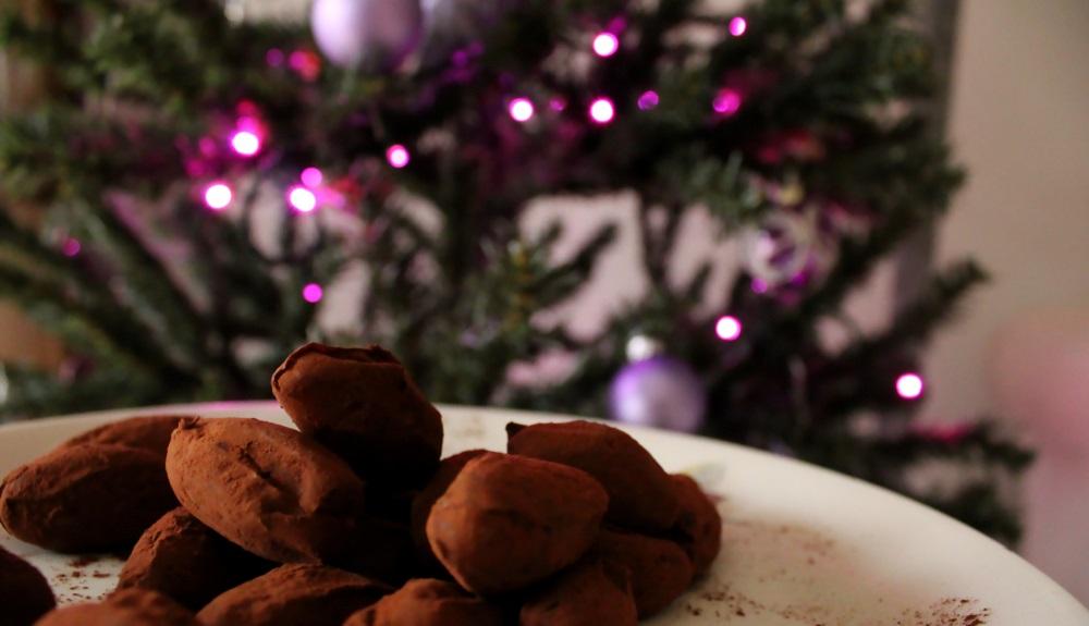 cioccolato dolcetti senza cottura preparati per Caldiero