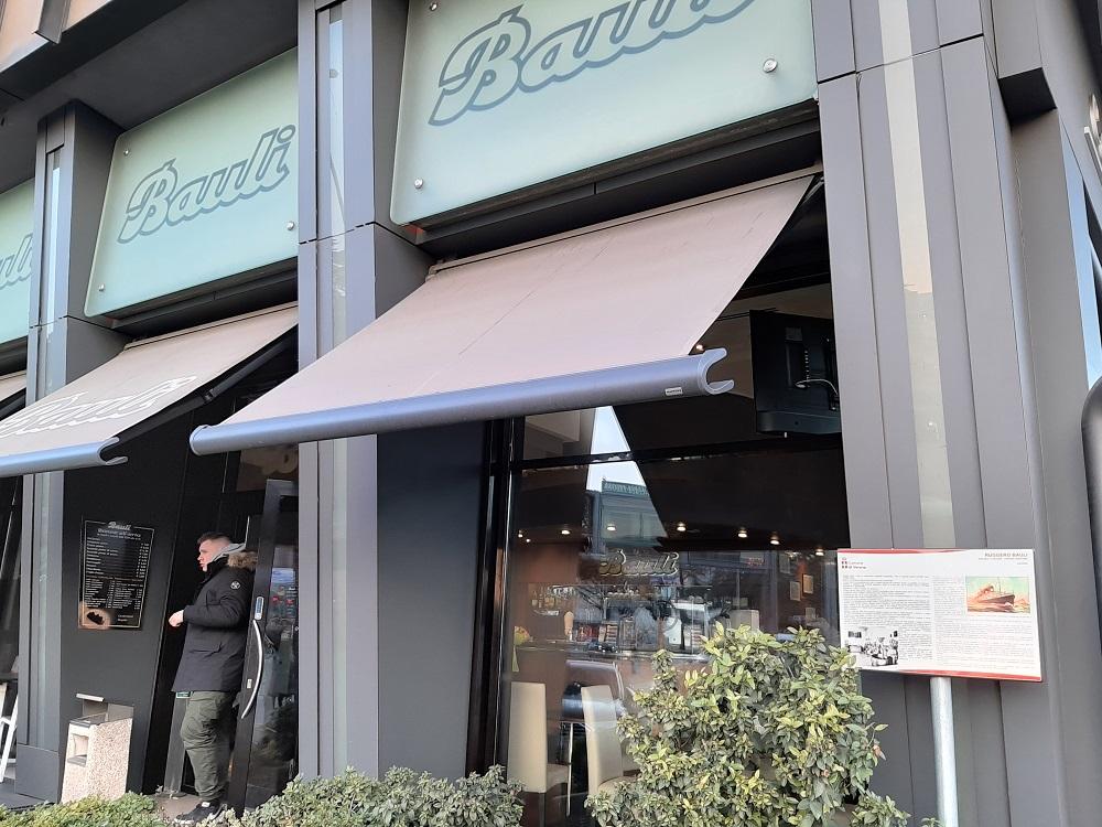 Bar Bauli Verona per Silla e Pepe