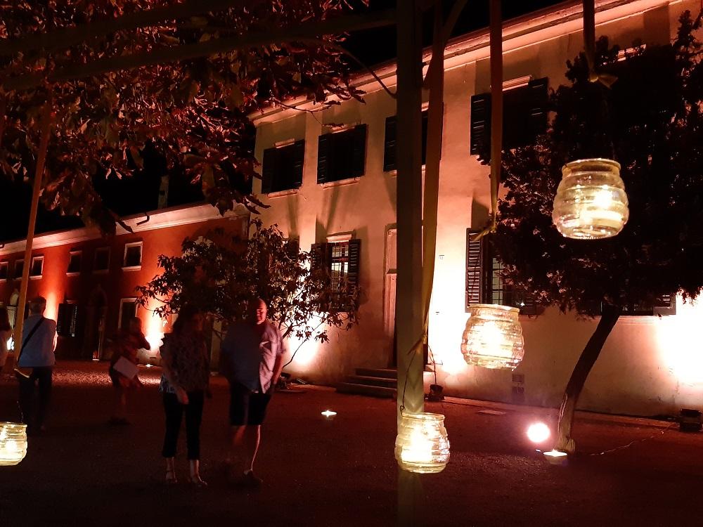 Villa Guarienti Baja Sagra de l'anara pitanara e Maravilia Festival Tarmassia