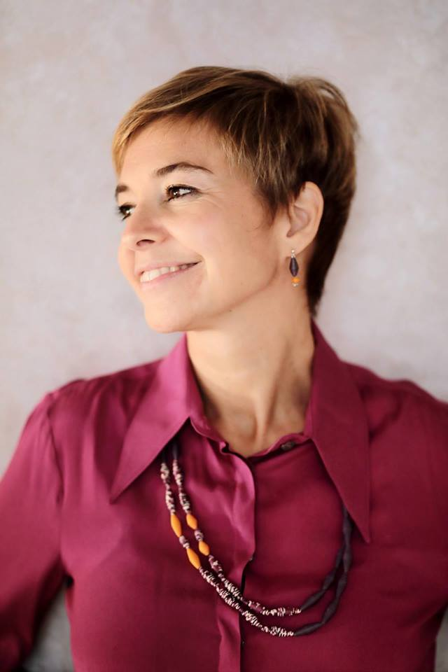 Fabiana Palù tutor per Blog in rete Business Model Canvas
