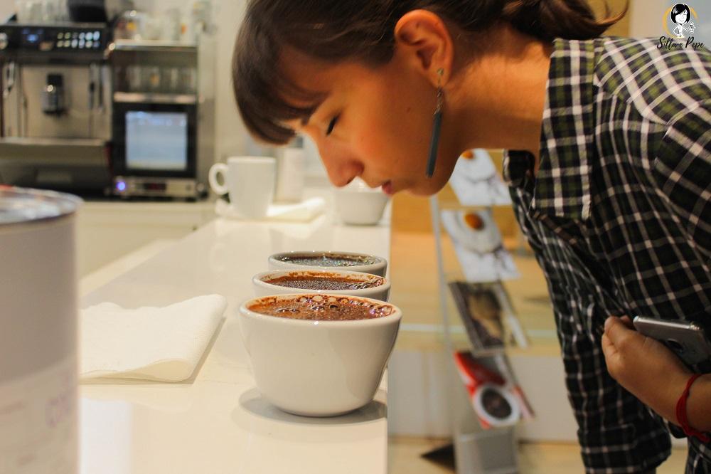 Masterclass coffee academy partecipante