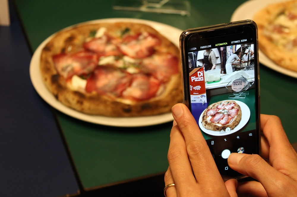 intelligenza artificiale Ai e cibo