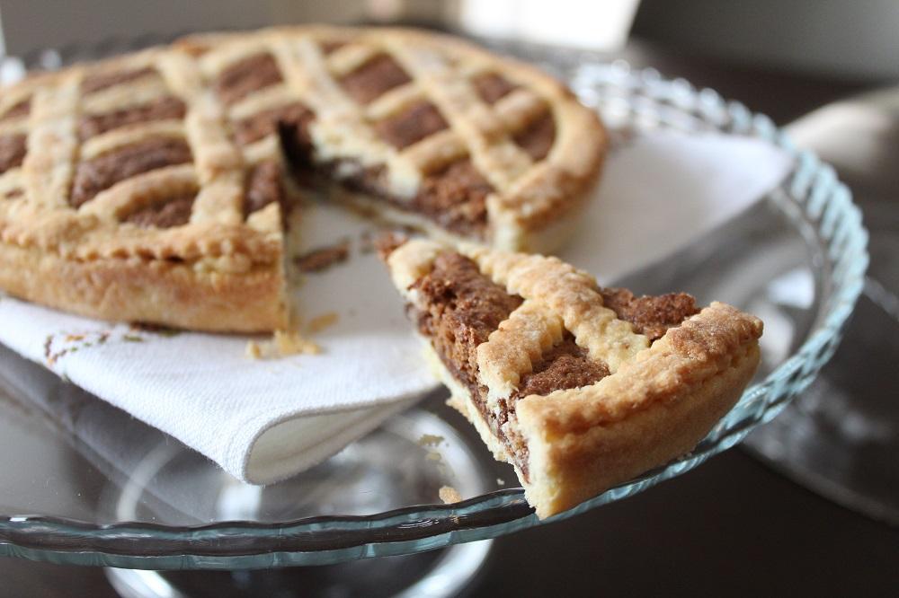 Torta di San Biagio foodblog Silla e Pepe