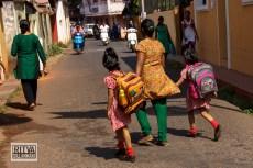 Goa India, Panjim -street life (12)
