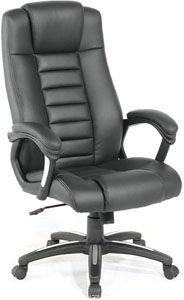 TecTake 400585 - Silla de escritorio de oficina