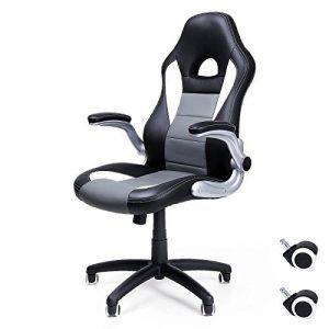 songmics obg28g silla escritorio