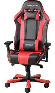 dxracer king silla escritorio