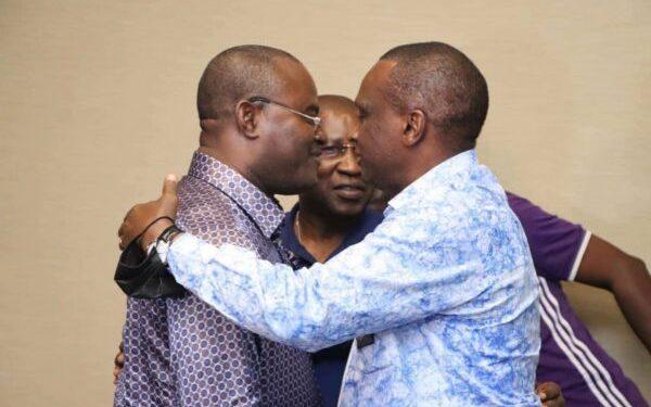 Guinée |FEGUIFOOT : Abandon de KPC; le Président Antonio unique candidat à sa propre succession.