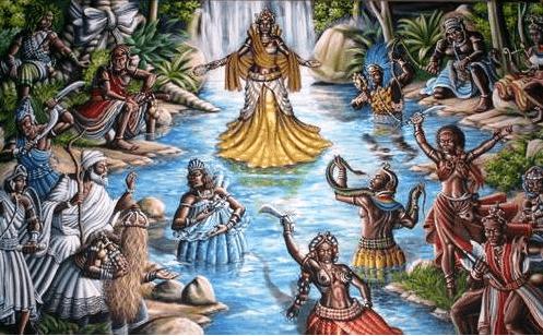 KAMA  La Vrai spiritualité Africaine..